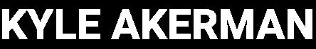 Kyle Akerman Logo